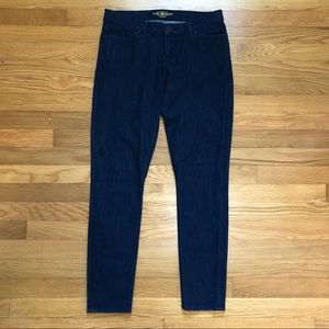 Lucky Brand Jeans Dark Wash Denim Legging